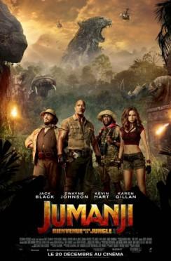 Jumanji 2: Bienvenue dans la jungle (2018)