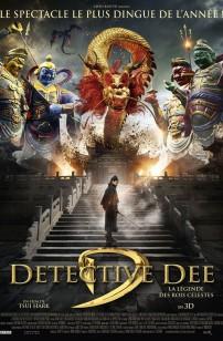 Détective Dee : La légende des Rois Célestes (2018)