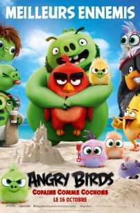 Angry Birds : Copains comme cochons (2019)