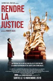 Rendre la justice (2019)