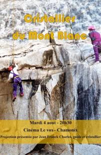 Cristallier du Mont Blanc (2020)