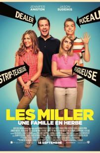 Les Miller, une famille en herbe (2020)