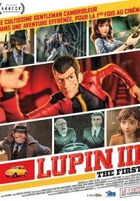Lupin III: The First (2020)