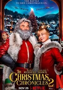Les chroniques de Noël 2 (2020)