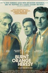 The Burnt Orange Heresy (2020)