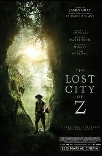 The Lost City of Z (2020)