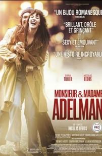 Monsieur & Madame Adelman (2021)